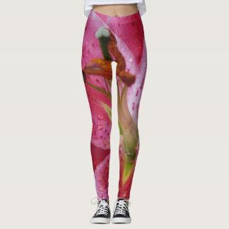 Star Gazer Lily Custom Leggings