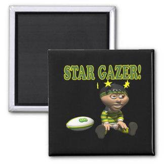 Star Gazer Fridge Magnets