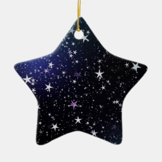 Star Gazer Nature Sky Space Peace Love Destiny Christmas Ornament