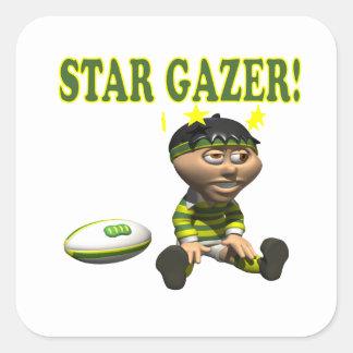Star Gazer Stickers