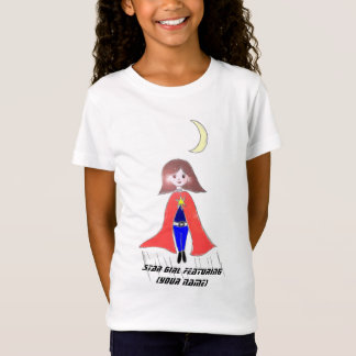 Star Girl Featuring [Your Name] T-Shirt
