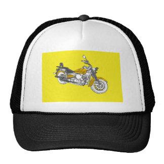 Star Gold Bike Cap