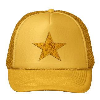 Star (gold nugget) cap