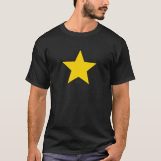 Star gold T-Shirt