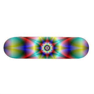 Star Halo Skateboard