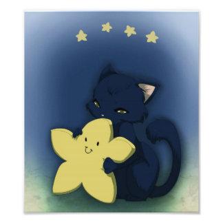 Star hug photograph