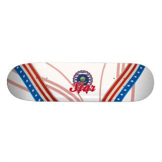 Star, ID Skateboard