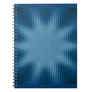Star Illusion Notebook