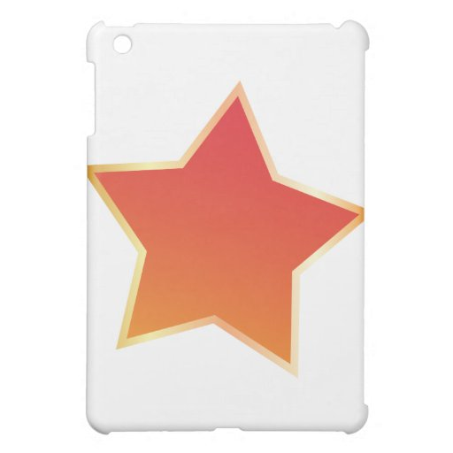 Star Cover For The iPad Mini