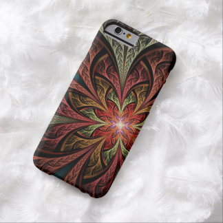 STAR JEWEL TONE DRUIDS FRACTAL BARELY THERE iPhone 6 CASE