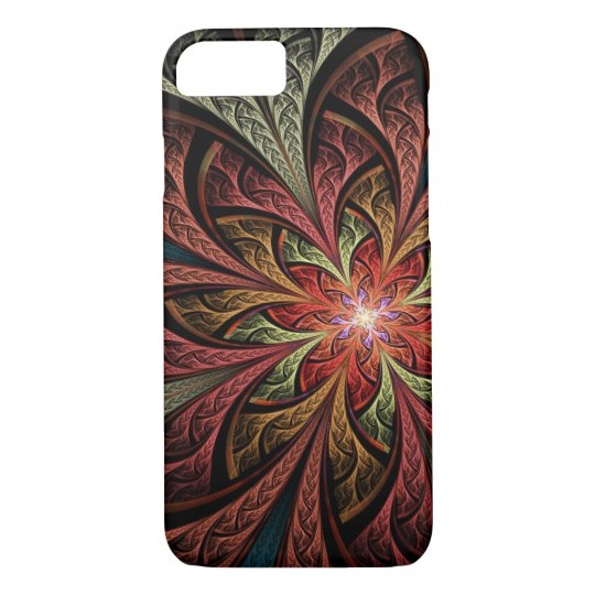 STAR JEWEL TONE DRUIDS FRACTAL iPhone 8/7 CASE