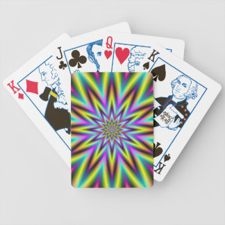 Star Jump Playing Cards