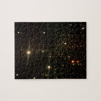 Star Light in space display Jigsaw Puzzle