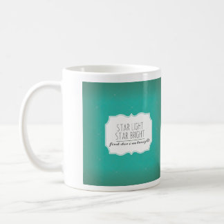 Star light, Star bright   Basic White Mug