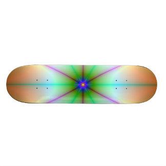 Star Lines Skateboard