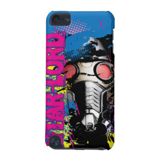 Star-Lord Paint Splatter Graphic iPod Touch (5th Generation) Cases