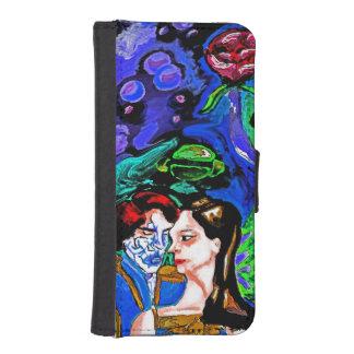 Star-loved iPhone SE/5/5s Wallet Case