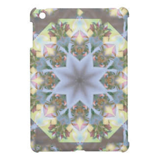 Star Mandala iPad Mini Hard Shell Case For The iPad Mini