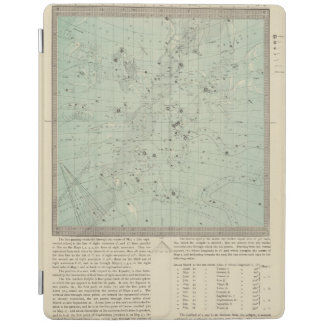 Star map 2 iPad cover