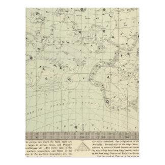 Star map 2 post card
