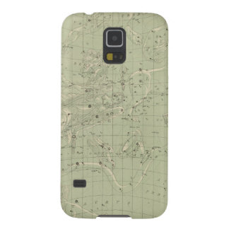 Star map galaxy s5 covers