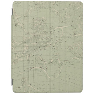 Star map iPad cover