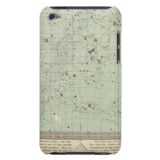 Star map iPod touch Case-Mate case