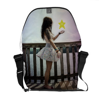 Star Marie Courier Bag