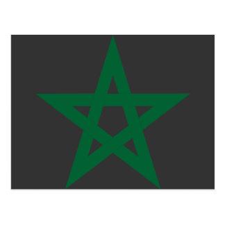 Star Morocco, Morocco Postcard