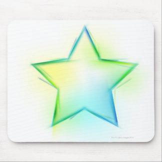 Star Mouse Mat