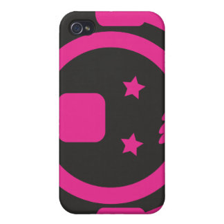 Star Music 2 iPhone 4 Cases