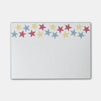 Star Notes Post-It Notes