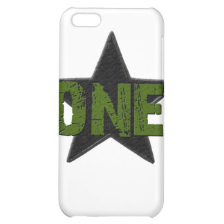 Star Number1 Cover For iPhone 5C