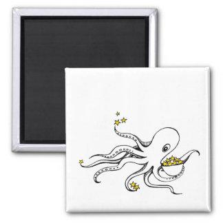 Star Octopus Magnet