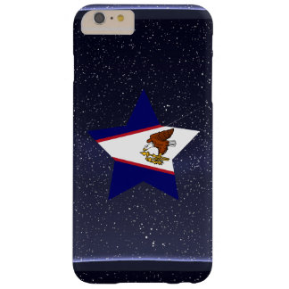 Star of American Samoa Flag Barely There iPhone 6 Plus Case