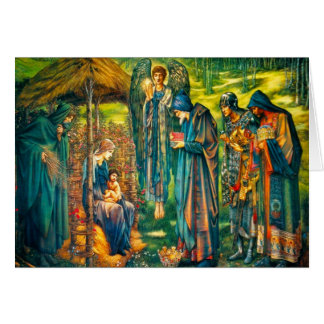 Star of Bethlehem Greeting Card (Add your photos)