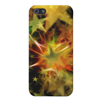 Star of Christmas Covers For iPhone 5