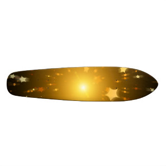 Star of Christmas Skate Board Deck