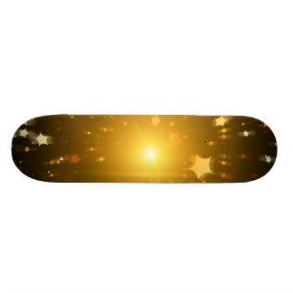 Star of Christmas Skate Deck