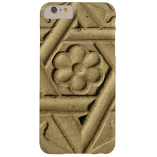 Star Of David Engraved In Stone - Judaism Barely There iPhone 6 Plus Case