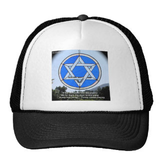 Star Of David & Funny Jewish Quote Gifts & Cards Cap
