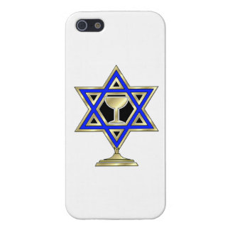Star Of David Covers For iPhone 5