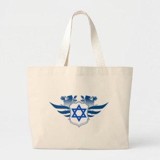Star of David Jumbo Tote Bag