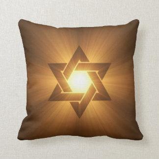 Star of David Pillow
