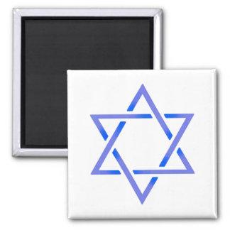 Star of David Refrigerator Magnet