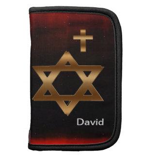 Star of David Rickshaw Mini Folio Planners