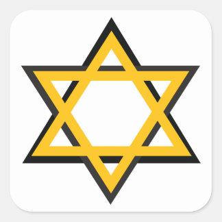 Star Of David Stickers