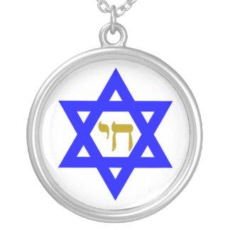 STAR OF DAVID & SYMBOL OF LIFE NECKLACES
