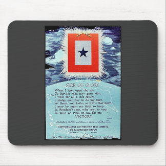 Star Of Glory Victory Mouse Pads