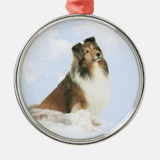 Star of Grace Christmas Ornament